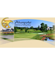Atunyote Golf Club at Turning Stone Resort & Casino