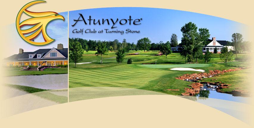 Atunyote Golf Club At Turning Stone Resort Amp Casino
