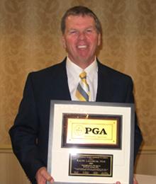 Ralph Landrum, PGA