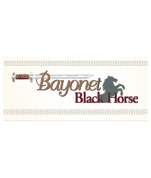 Bayonet and Black Horse