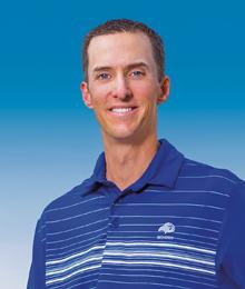 Dale Abraham, PGA