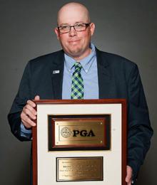 Brendon Elliott, PGA