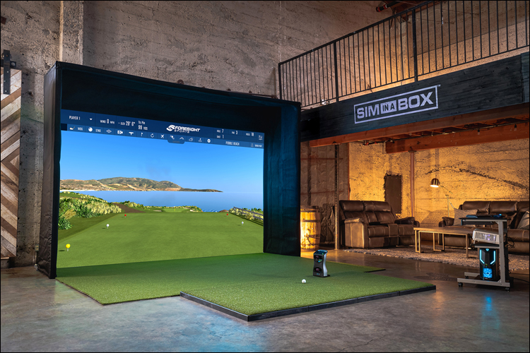 Home Simulator Sales Soar In The Time Of Covid 19 Golf Range Association