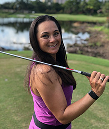 Megan Padua Buzza, PGA, LPGA